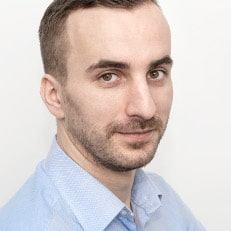 Marcin Korbel, Key Account Manager